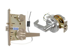 ELECTRIFIED LOCKSETS